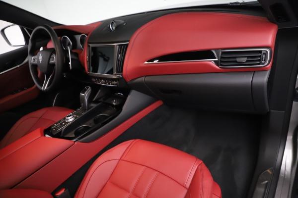 New 2021 Maserati Levante Q4 GranSport for sale $93,685 at Maserati of Greenwich in Greenwich CT 06830 21