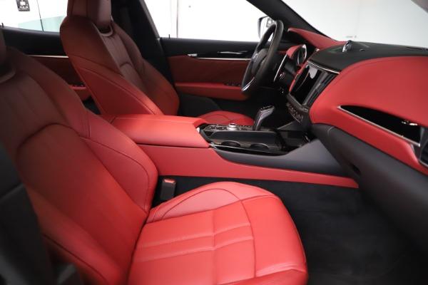 New 2021 Maserati Levante Q4 GranSport for sale $93,685 at Maserati of Greenwich in Greenwich CT 06830 22
