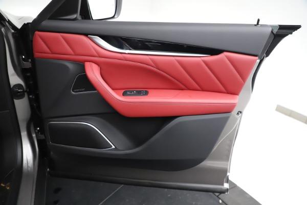 New 2021 Maserati Levante Q4 GranSport for sale $93,685 at Maserati of Greenwich in Greenwich CT 06830 23