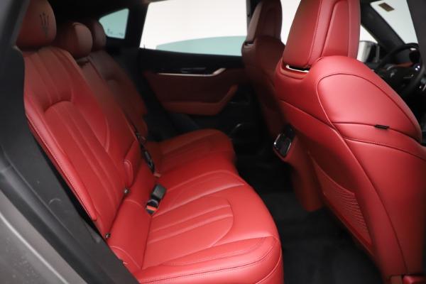 New 2021 Maserati Levante Q4 GranSport for sale $93,685 at Maserati of Greenwich in Greenwich CT 06830 24