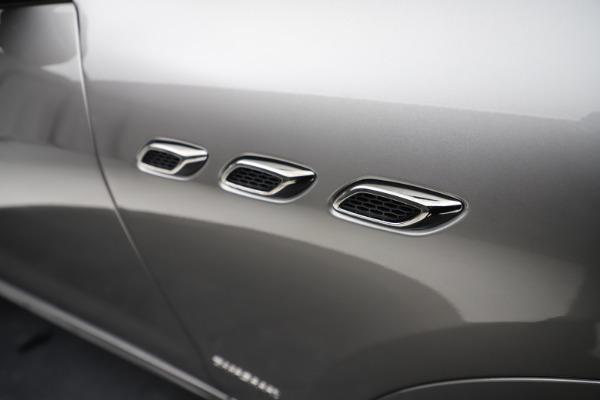 New 2021 Maserati Levante Q4 GranSport for sale $93,685 at Maserati of Greenwich in Greenwich CT 06830 25