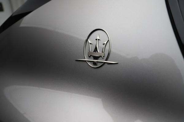 New 2021 Maserati Levante Q4 GranSport for sale $93,685 at Maserati of Greenwich in Greenwich CT 06830 26