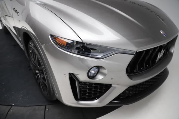 New 2021 Maserati Levante Q4 GranSport for sale $93,685 at Maserati of Greenwich in Greenwich CT 06830 27