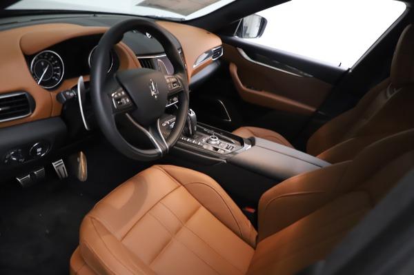 New 2021 Maserati Levante Q4 GranSport for sale $91,385 at Maserati of Greenwich in Greenwich CT 06830 14