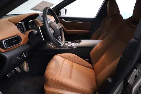 New 2021 Maserati Levante Q4 GranSport for sale $91,385 at Maserati of Greenwich in Greenwich CT 06830 15