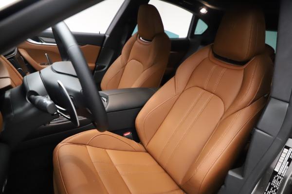 New 2021 Maserati Levante Q4 GranSport for sale $91,385 at Maserati of Greenwich in Greenwich CT 06830 16