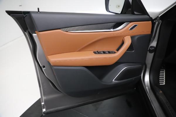 New 2021 Maserati Levante Q4 GranSport for sale $91,385 at Maserati of Greenwich in Greenwich CT 06830 18