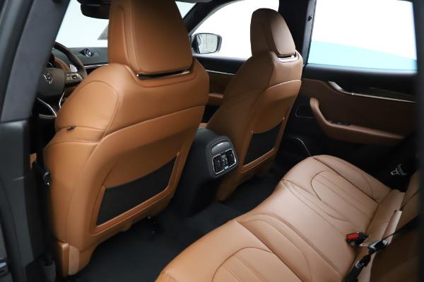 New 2021 Maserati Levante Q4 GranSport for sale $91,385 at Maserati of Greenwich in Greenwich CT 06830 19
