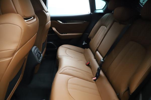 New 2021 Maserati Levante Q4 GranSport for sale $91,385 at Maserati of Greenwich in Greenwich CT 06830 20