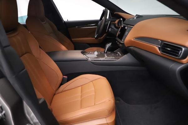 New 2021 Maserati Levante Q4 GranSport for sale $91,385 at Maserati of Greenwich in Greenwich CT 06830 23