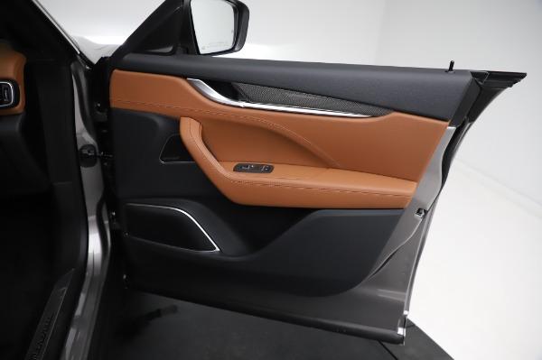 New 2021 Maserati Levante Q4 GranSport for sale $91,385 at Maserati of Greenwich in Greenwich CT 06830 24