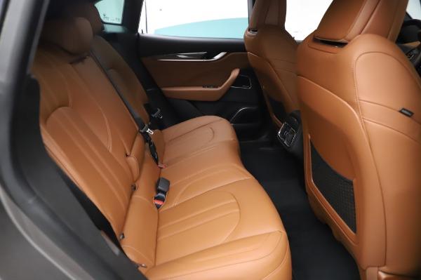New 2021 Maserati Levante Q4 GranSport for sale $91,385 at Maserati of Greenwich in Greenwich CT 06830 25