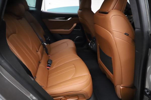 New 2021 Maserati Levante Q4 GranSport for sale $91,385 at Maserati of Greenwich in Greenwich CT 06830 26