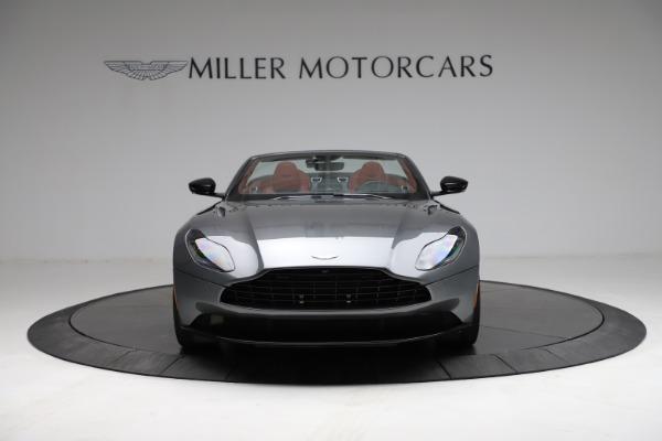 Used 2019 Aston Martin DB11 Volante for sale $211,990 at Maserati of Greenwich in Greenwich CT 06830 11
