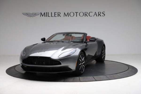 Used 2019 Aston Martin DB11 Volante for sale $211,990 at Maserati of Greenwich in Greenwich CT 06830 12