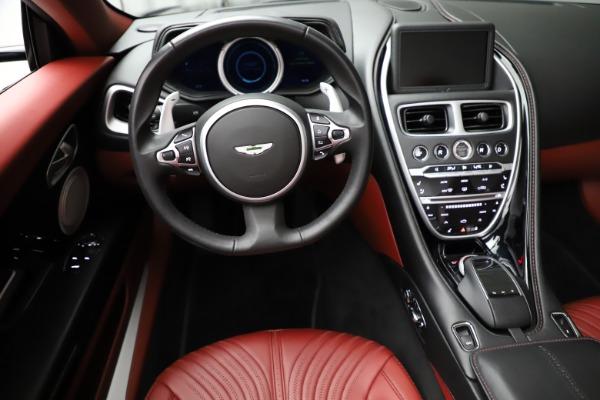 Used 2019 Aston Martin DB11 Volante for sale $211,990 at Maserati of Greenwich in Greenwich CT 06830 13
