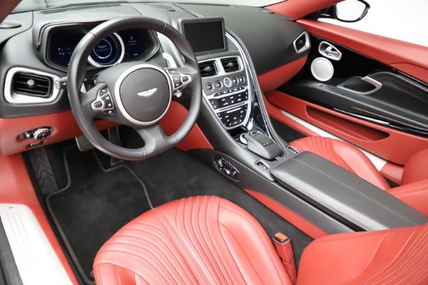 Used 2019 Aston Martin DB11 Volante for sale $211,990 at Maserati of Greenwich in Greenwich CT 06830 14