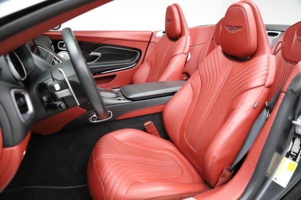 Used 2019 Aston Martin DB11 Volante for sale $211,990 at Maserati of Greenwich in Greenwich CT 06830 16
