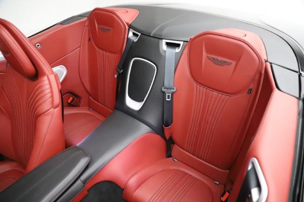 Used 2019 Aston Martin DB11 Volante for sale $211,990 at Maserati of Greenwich in Greenwich CT 06830 17