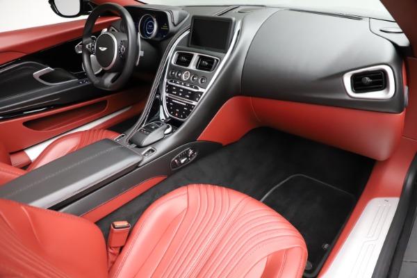 Used 2019 Aston Martin DB11 Volante for sale $211,990 at Maserati of Greenwich in Greenwich CT 06830 18