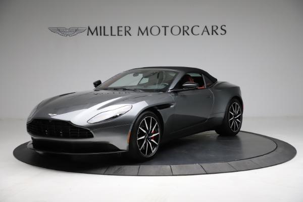 Used 2019 Aston Martin DB11 Volante for sale $211,990 at Maserati of Greenwich in Greenwich CT 06830 22