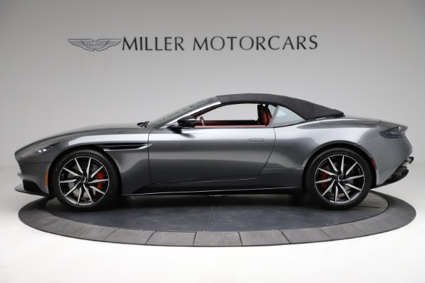 Used 2019 Aston Martin DB11 Volante for sale $211,990 at Maserati of Greenwich in Greenwich CT 06830 23