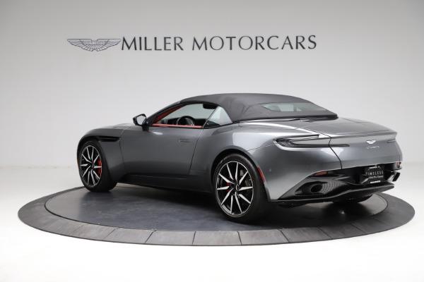 Used 2019 Aston Martin DB11 Volante for sale $211,990 at Maserati of Greenwich in Greenwich CT 06830 24