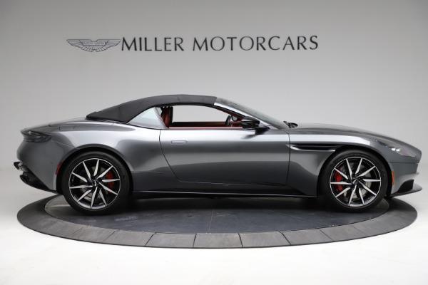 Used 2019 Aston Martin DB11 Volante for sale $211,990 at Maserati of Greenwich in Greenwich CT 06830 26