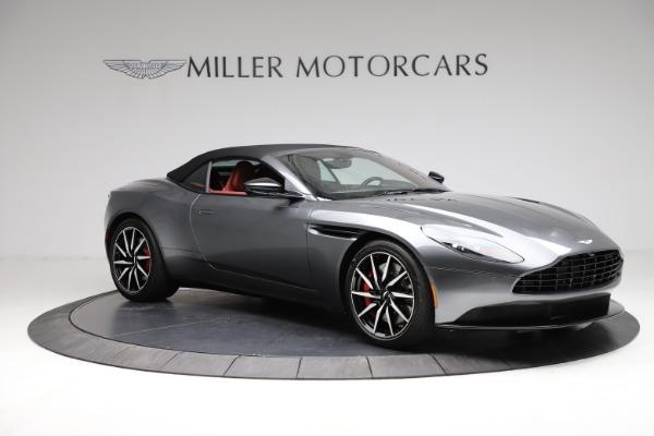 Used 2019 Aston Martin DB11 Volante for sale $211,990 at Maserati of Greenwich in Greenwich CT 06830 27