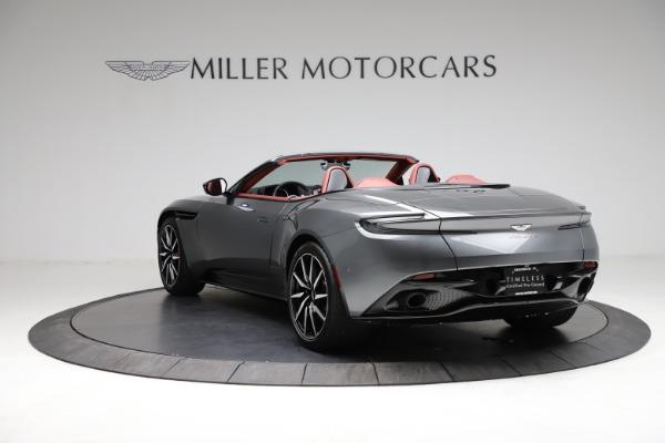 Used 2019 Aston Martin DB11 Volante for sale $211,990 at Maserati of Greenwich in Greenwich CT 06830 4