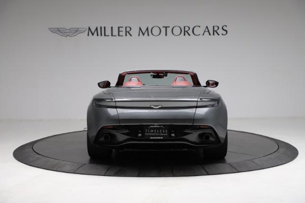 Used 2019 Aston Martin DB11 Volante for sale $211,990 at Maserati of Greenwich in Greenwich CT 06830 5