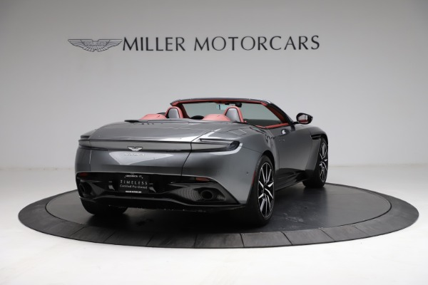 Used 2019 Aston Martin DB11 Volante for sale $211,990 at Maserati of Greenwich in Greenwich CT 06830 6