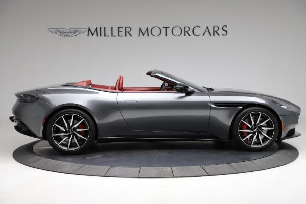 Used 2019 Aston Martin DB11 Volante for sale $211,990 at Maserati of Greenwich in Greenwich CT 06830 8