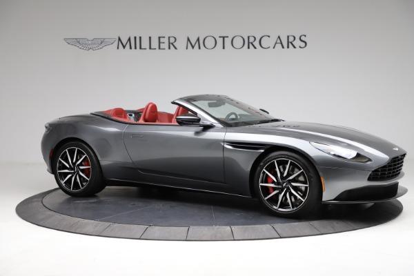 Used 2019 Aston Martin DB11 Volante for sale $211,990 at Maserati of Greenwich in Greenwich CT 06830 9