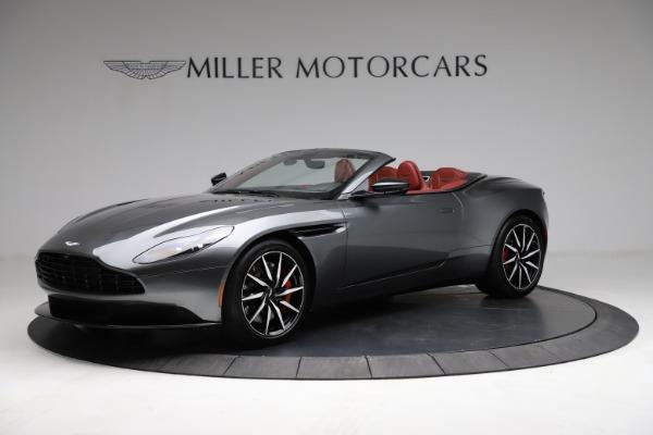Used 2019 Aston Martin DB11 Volante for sale $211,990 at Maserati of Greenwich in Greenwich CT 06830 1