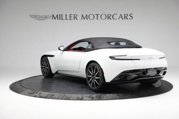 Used 2019 Aston Martin DB11 Volante for sale $209,990 at Maserati of Greenwich in Greenwich CT 06830 15