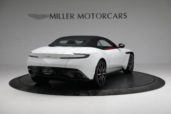 Used 2019 Aston Martin DB11 Volante for sale $209,990 at Maserati of Greenwich in Greenwich CT 06830 16