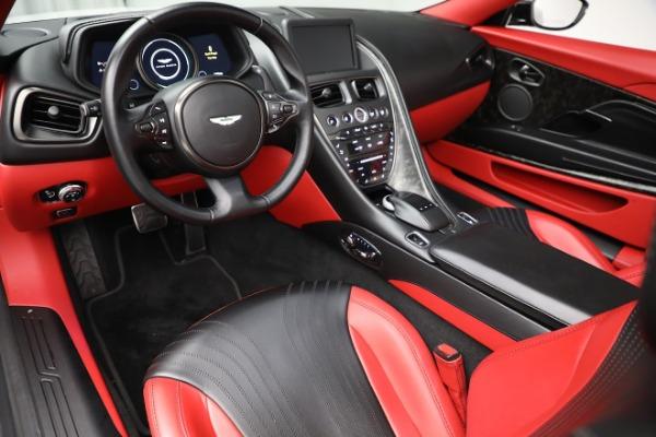 Used 2019 Aston Martin DB11 Volante for sale $209,990 at Maserati of Greenwich in Greenwich CT 06830 19