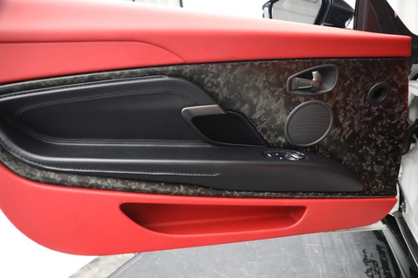Used 2019 Aston Martin DB11 Volante for sale $209,990 at Maserati of Greenwich in Greenwich CT 06830 26