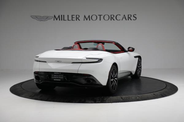 Used 2019 Aston Martin DB11 Volante for sale $209,990 at Maserati of Greenwich in Greenwich CT 06830 6