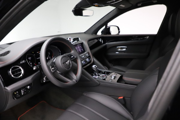 New 2021 Bentley Bentayga V8 for sale Call for price at Maserati of Greenwich in Greenwich CT 06830 17