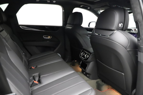 New 2021 Bentley Bentayga V8 for sale Call for price at Maserati of Greenwich in Greenwich CT 06830 22