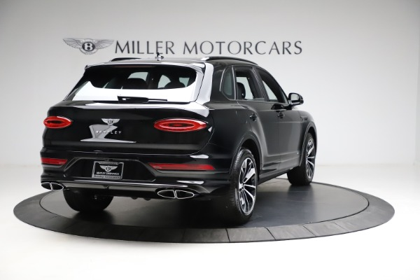 New 2021 Bentley Bentayga V8 for sale Call for price at Maserati of Greenwich in Greenwich CT 06830 6