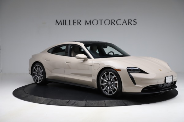 Used 2021 Porsche Taycan 4S for sale Sold at Maserati of Greenwich in Greenwich CT 06830 11