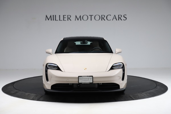 Used 2021 Porsche Taycan 4S for sale Sold at Maserati of Greenwich in Greenwich CT 06830 13