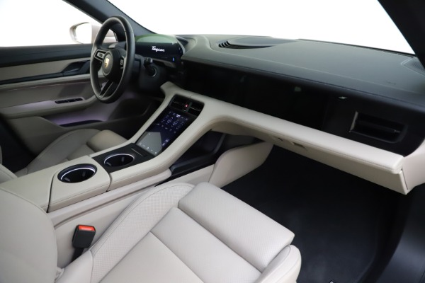 Used 2021 Porsche Taycan 4S for sale Sold at Maserati of Greenwich in Greenwich CT 06830 20