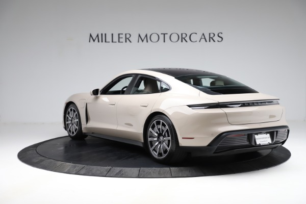 Used 2021 Porsche Taycan 4S for sale Sold at Maserati of Greenwich in Greenwich CT 06830 6