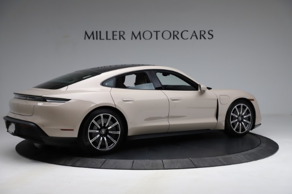 Used 2021 Porsche Taycan 4S for sale Sold at Maserati of Greenwich in Greenwich CT 06830 9