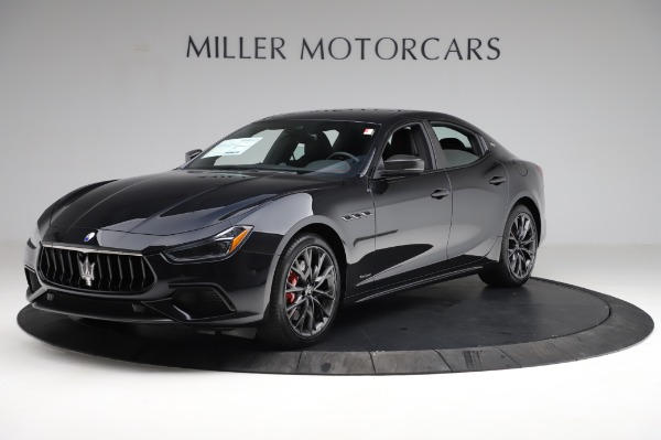 New 2021 Maserati Ghibli S Q4 GranSport for sale $100,635 at Maserati of Greenwich in Greenwich CT 06830 2