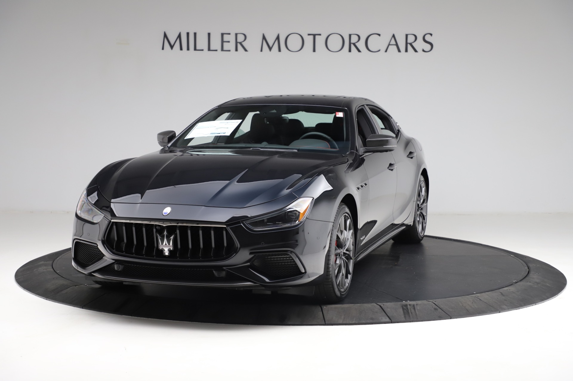 New 2021 Maserati Ghibli S Q4 GranSport for sale $100,635 at Maserati of Greenwich in Greenwich CT 06830 1